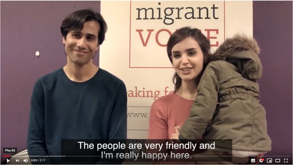 celebrating migrant friendships on international migrants day