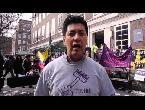 Migrant Voice - Justice for Cleaners SOAS - strike March 4th and 5th 2014