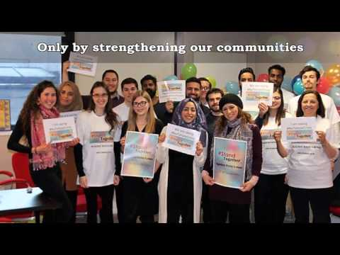 Migrant Voice - Stand Together Campaign