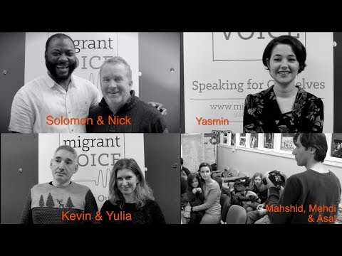 migrant voice scotland  international migrants day 2018 migrantfriend