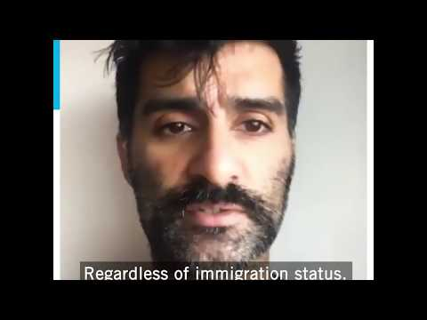 migrant voice joint call with amnesty uk