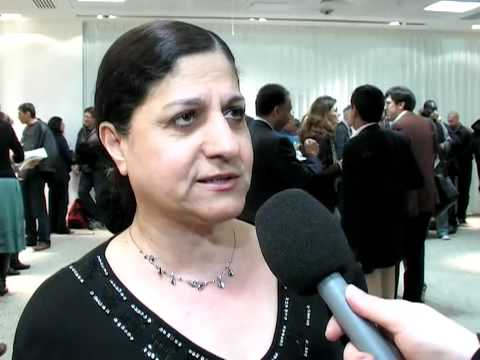 Migrant Voice - Interview with Simin Azimi, Director Refugee Women\'s Association